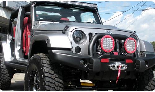 Offroad led light bar for jeep wrangler product news offroad led product news aloadofball Images